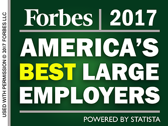 Henkel was included in the Forbes ranking of America's Best Employers 2017!